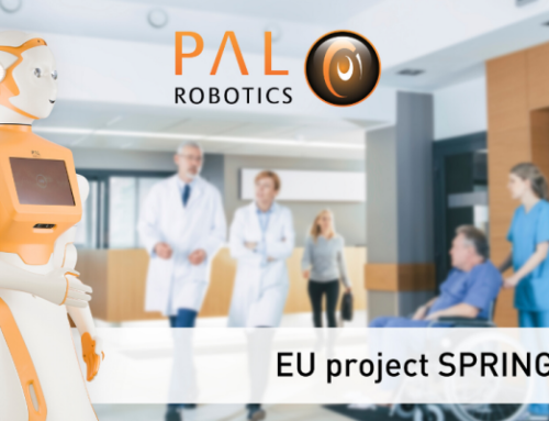 Social robotics supporting hospitals in pandemic situations